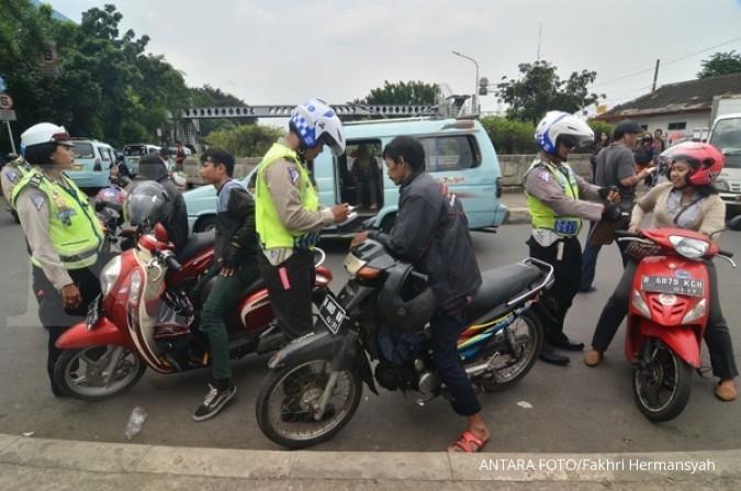 DKI akan razia motor penunggak pajak