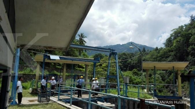 Pemerintah resmikan PLTMH 130 KW di Toba Samosir