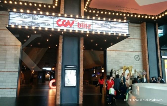 Ekspansi BLTZ membentangkan layar bioskop