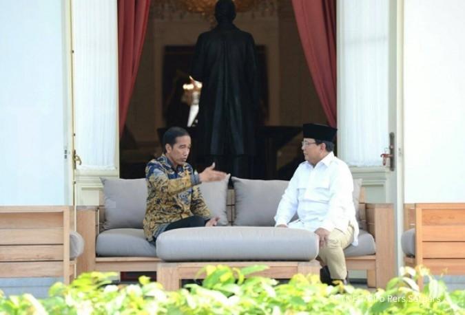 Kata Prabowo soal kemungkinan maju pilpres 2019