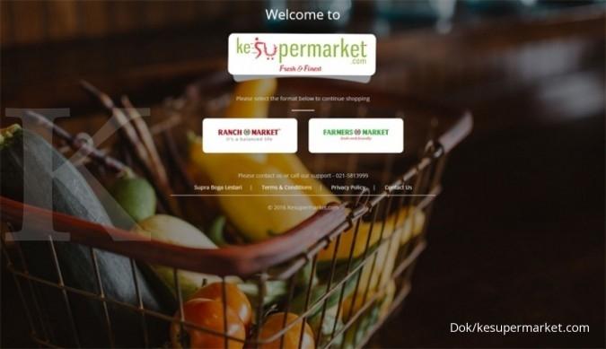 Supra Boga terus kembangkan KeSupermarket.com