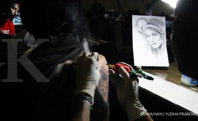 Pahami risiko sebelum putuskan membuat tato