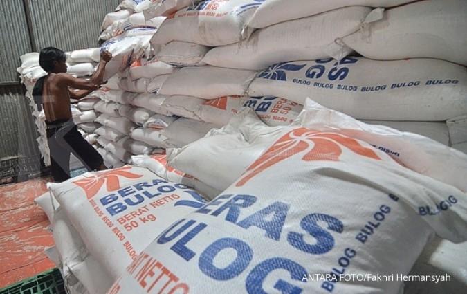Bulog akan perkuat beras komersial tahun depan