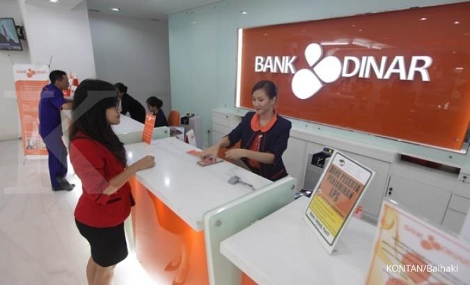 BINA DNAR CASA Buru dana murah, bank kecil atur strategi