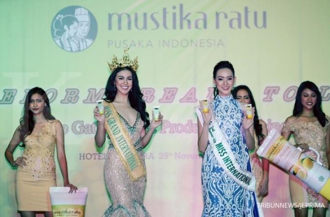 MRAT Mustika Ratu targetkan pendapatan Rp 500M di 2017