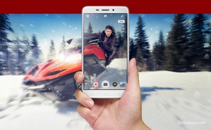 Asus Zenfone 3 Laser dibanderol Rp 3,399 juta