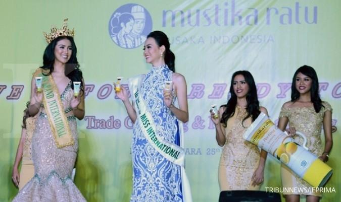 MRAT Kosmetik impor merangsek, Mustika Ratu (MRAT) siap luncurkan 50 SKU baru