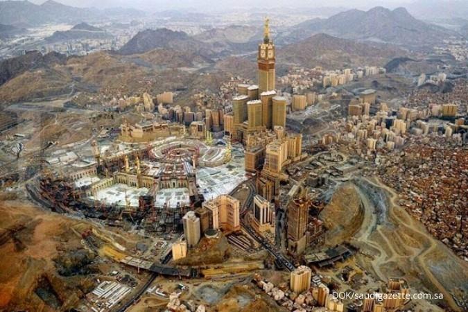 Arab Saudi larang jamaah selfie di Masjidil Haram