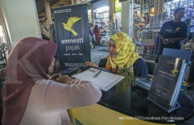 Janji Jokowi turunkan tarif PPh UMKM masih jauh
