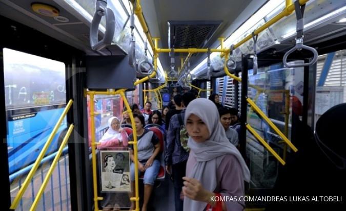 Saat pelanggan mengeluh ke dirut Transjakarta