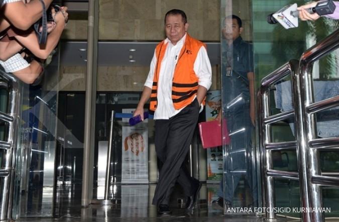 Suap proyek jalan Maluku nyiprat ke pejabat PUPR