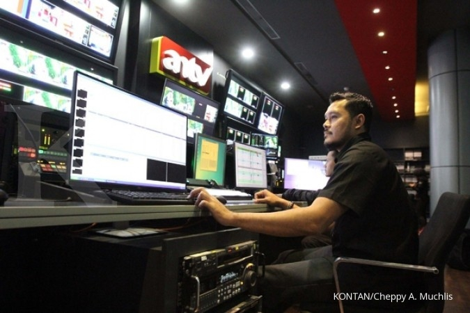 MDIA Induk usaha ANTV serap 83% dana IPO