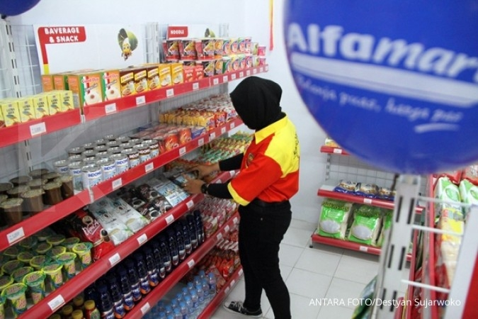 AMRT Sumber Alfaria Trijaya (AMRT) buka 500 gerai tahun depan