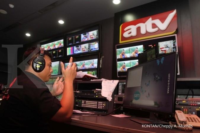 SCMA MDIA Prudential lepas saham induk ANTV