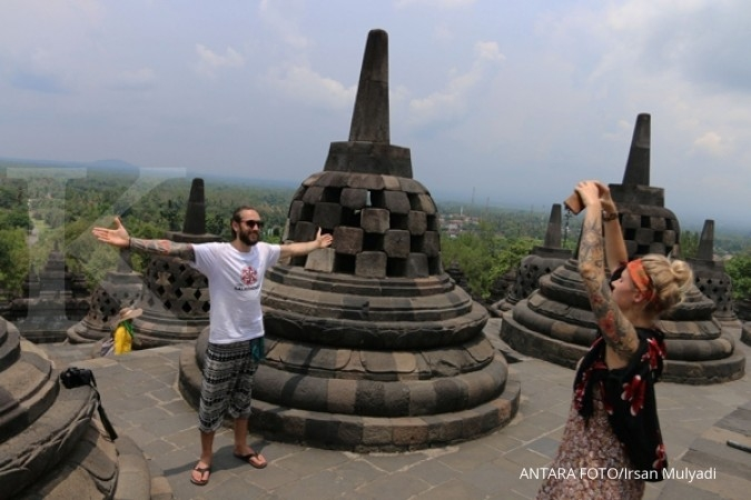 Siaga I, 2.500 pasukan siap amankan Borobudur