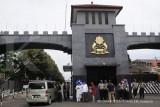 Rachmawati Soekarnoputri pulang ke kediamannya