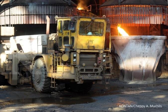 ESDM akan tunjuk surveyor pantau progres smelter