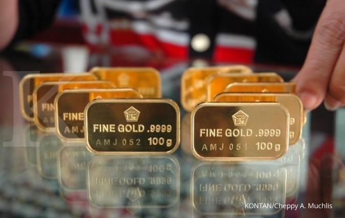 Harga emas naik, kinerja bisa semakin berkilau