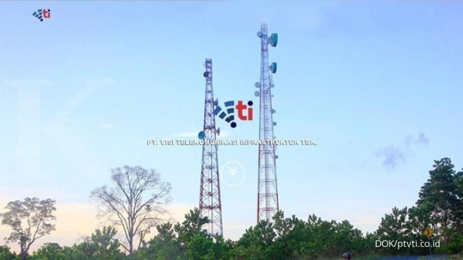 GOLD Tahun ini Visi Telekomunikasi garap menara makro seluler