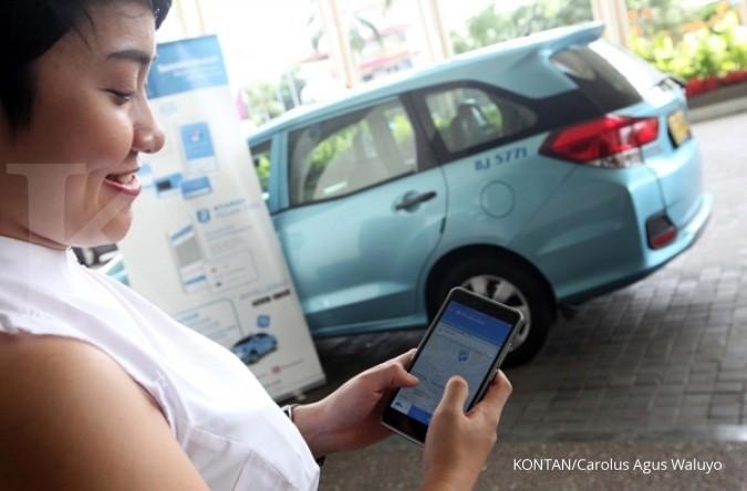 Taksi Blue Bird Kebut Kinerja di Semester Kedua