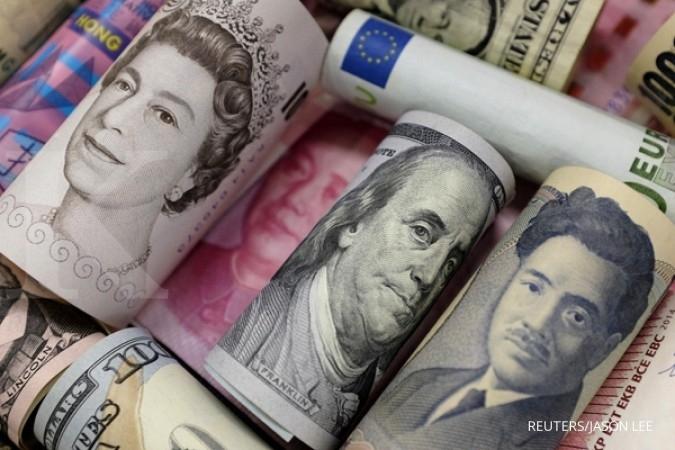 Euro justru unggul di hadapan poundsterling