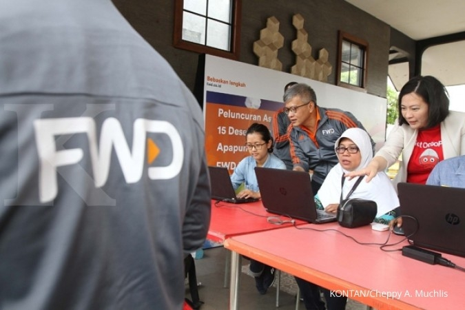 Ini strategi FWD Life perkuat penetrasi digital