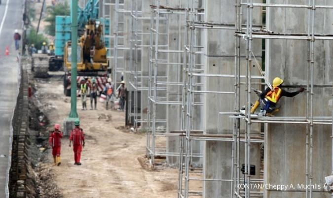 Laju harga properti dekat LRT mengekor inflasi
