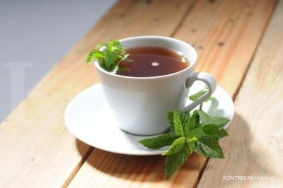 Melawan lupa ingatan dengan secangkir teh