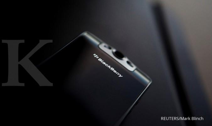Blackberry Aurora dilego Rp 3 jutaan