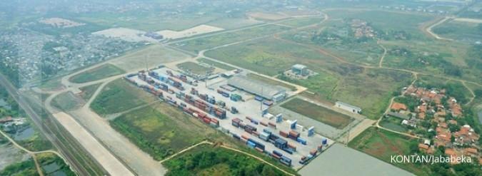Bisnis Cikarang Dry Port tumbuh 20% di kuartal I