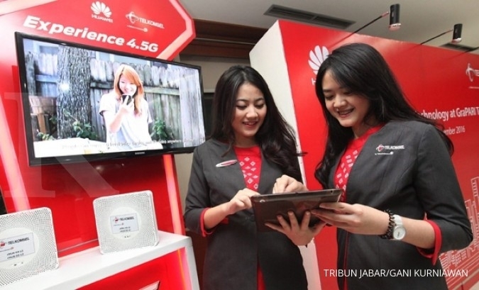 Telkomsel ngebut 4G di Sumatra