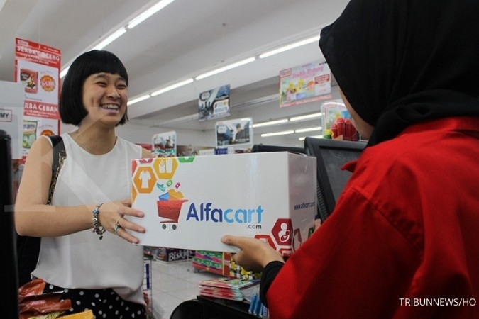 AMRT Ekspansi ke lokasi terpencil, Sumber Alfaria Trijaya siapkan jaringan