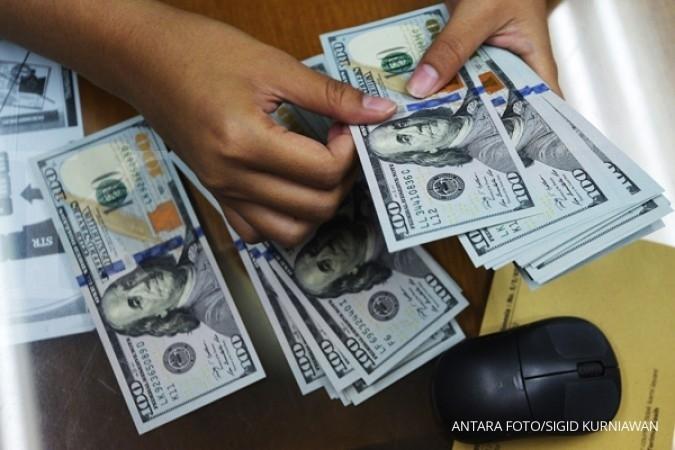 Rupiah curi kesempatan pelemahan dollar AS