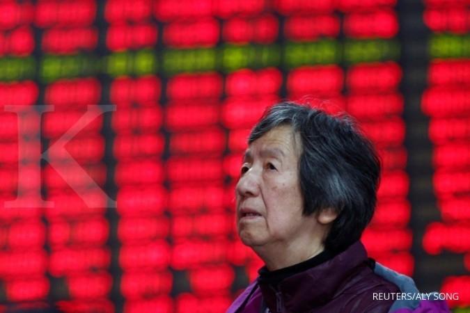 Dollar AS menguat, bursa Asia bergerak mix