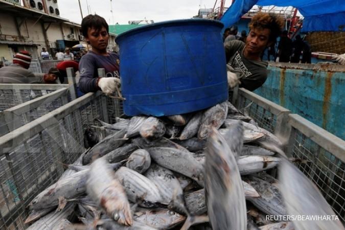 KKP turunkan target ekspor perikanan 2018