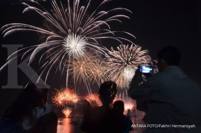 Jawa Barat tidak mengizinkan ada perayaan tahun baru