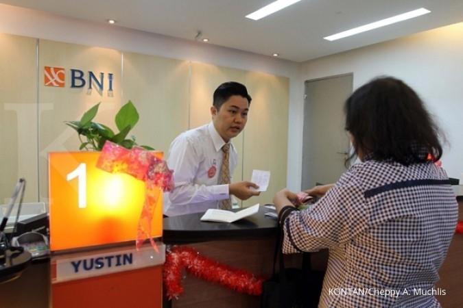 BNI: Bunga kredit bank susah turun tahun ini