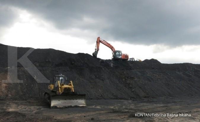Saham batubara berpotensi tertekan