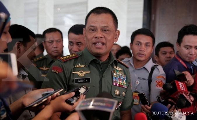 TNI siap hadapi ormas bertentangan Pancasila