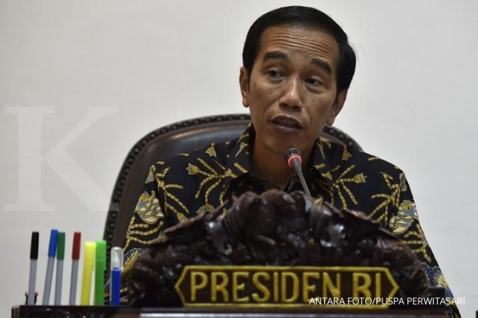Penjelasan Jokowi soal kenaikan tarif admin STNK