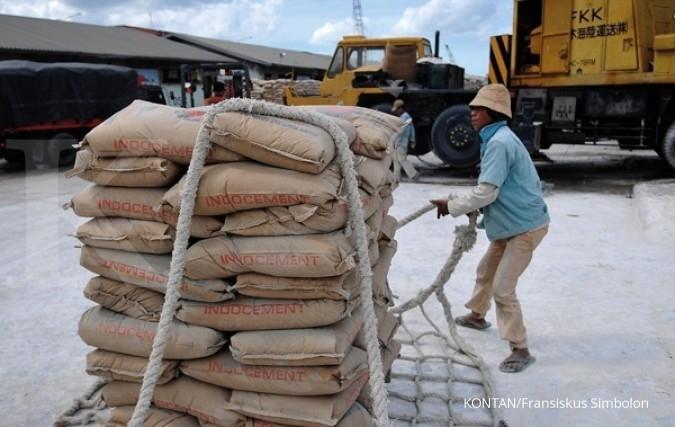 Pasar semen domestik lesu, Indocement (INTP) masih optimistis capai target pejualan