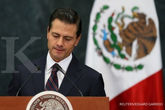 Ini kekalahan dagang pertama AS lawan Meksiko