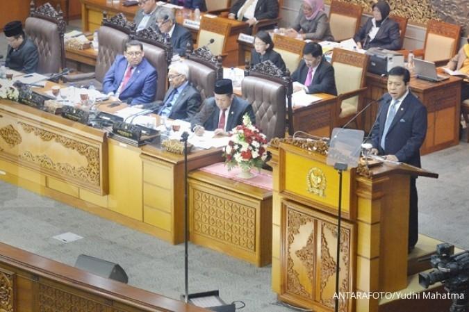 PDI-P: Penambahan kursi pimpinan hanya satu