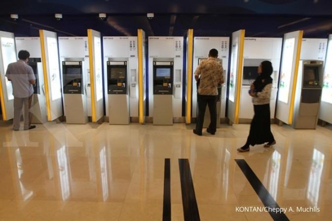 Bank Mandiri tambah 300 mesin setor tarik
