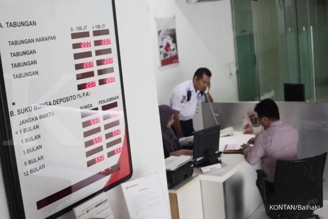 Pembelian saham Bank Banten mandek