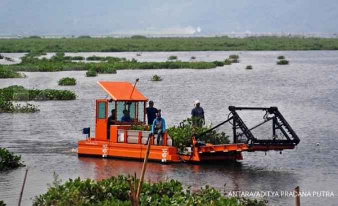 PUPR gelontorkan Rp 187,5 M restorasi 7 danau