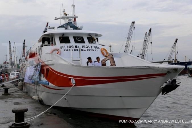 Jokowi bangga Tol Laut tekan harga sembako