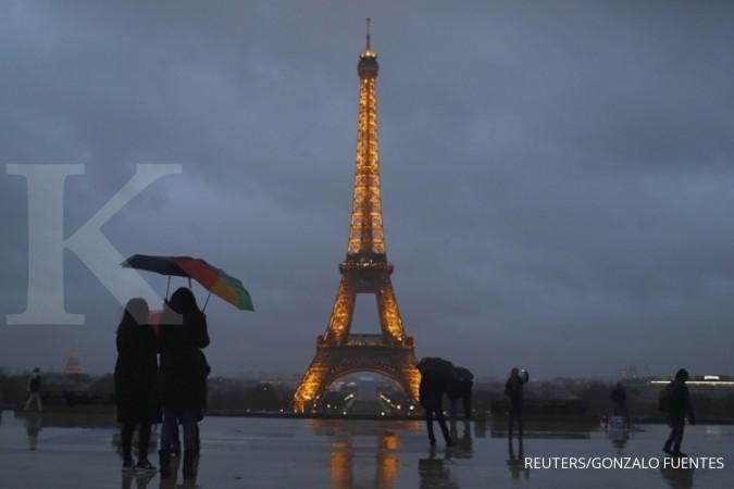 Aparat Prancis bekuk lima orang teroris