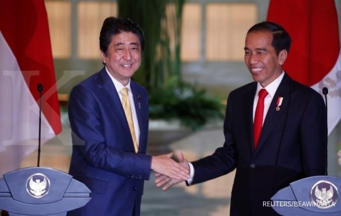 Jokowi-PM Abe singgung nuklir Korea Utara