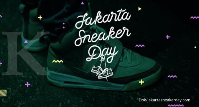 Mendulang cuan dari koleksi sneakers
